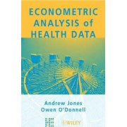 Econometric Analysis of Health Data by Andrew M. Jones
