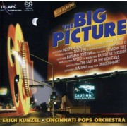 Cincinnati Pops - Big Picture (0089408043765) (1 SACD)