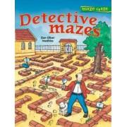 Maze Craze: Detective Mazes by Don-Oliver Matthies