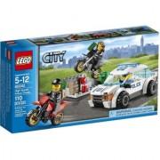 Lego City policijska potera / speed police chase 60042