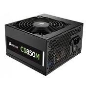CORSAIR CS850M 850W ATX12V / EPS12V 80 PLUS GOLD Certified Modular Active PFC Power Supply