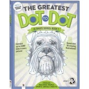 The Greatest Dot-to-Dot Ultimate Series Book 1 by David Kalvitis