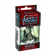 Fantasy Flight Games - Game of Thrones: Gioco di carte - The Prize of the North, Ciclo Conquest and Defiance [lingua inglese]