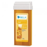 Cera roll on Depil Bella mel refil 100g