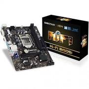 Biostar Hi-Fi b150s1 Carte mère (s1151 DDR3)