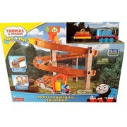 Thomas and Friends Take and Play Sodor Logging Co Spiral Run Train Set by Thomas & Friends