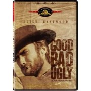 THE GOOD THE BAD AND THE UGLY DVD 1966