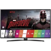"Televizor LED LG 125 cm (49"") 49LH630V, Full HD, Smart TV, WiFi, webOS 3.0, CI+ + Voucher Cadou 50% Reducere ""Scoici in Sos de Vin"" la Restaurantul Pescarus"