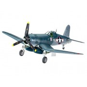 Revell Germany Vought F4U-1A Corsair Airplane Model Kit by Revell of Germany