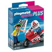 Playmobil Special 4780 Plus - Boys with Racingbike