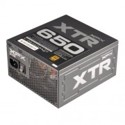 XFX P1-650B-BEFX PSU, 650W, Nero