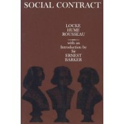 Social Contract by Sir Ernest Barker