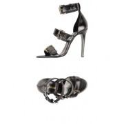 JUST CAVALLI - FOOTWEAR - Sandals - on YOOX.com