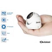 Miniaturní kamera AHD 1080P / 960H hybridní s IR LED 15m