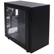 Thermaltake Suppressor F31 Case PC Medio, con Finestrino, Nero