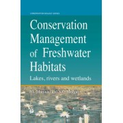 Conservation Management of Freshwater Habitats by N.C. Morgan
