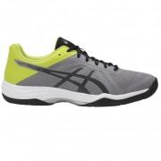 asics Herren-Volleyballschuh GEL-TACTIC - aluminum/dark grey/energy gr
