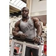Gorilla Wear Stamina Rib Tank Top Gray - XXL