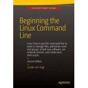 Beginning the Linux Command Line 2015 by Van Vugt Sander
