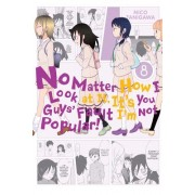 No Matter How I Look at It, It's You Guys' Fault I'm Not Popular!, Volume 8