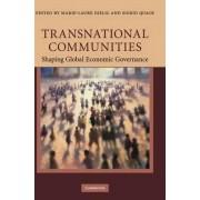 Transnational Communities by Marie-Laure Djelic