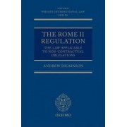 The Rome II Regulation by Professor Andrew Dickinson