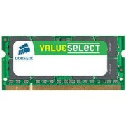 Corsair 1 GB SO-DIMM DDR2 - 667MHz - (VS1GSDS667D2) Corsair CL5