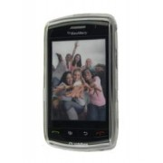 BlackBerry 9550/9520 Strorm 2 TPU Gel Case - Blackberry Soft Cover (Clear)