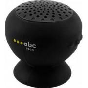 Boxa Portabila Abc Tech Waterproof Cu Microfon Negru