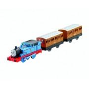 Thomas and Friends Trackmaster Thomas with Annie and Clarabel - Modelo de locomotora