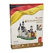 CubicFun Neuschwanstein Castle Schwangau Germany 3D Puzzle