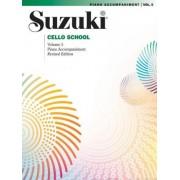 Suzuki Cello School, Vol 5 by Alfred Publishing