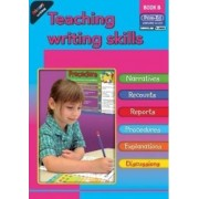 Primary Writing: Bk. B by RIC Publications
