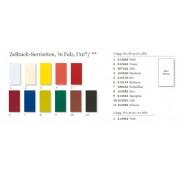 Zelltuch-Serviette, 3-lagig, 40 x 40 cm 1/8 Falz, Uni (4x250)
