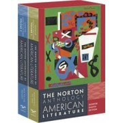 Norton Anthology of American Literature: v. 1 & 2 by Nina Baym
