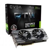 VC, EVGA GTX1080 FTW GAMING ACX 3.0, 8GB GDDR5, 256bit, PCI-E 3.0 (08G-P4-6180-KR)