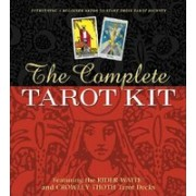 The Complete Tarot Kit: Everything a Beginner Needs to Start Their Journey with Tarot [With BookWith 2 Card DecksWith Journal]