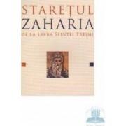 Staretul Zaharia de la lavra Sfintei Treimi. Minunatele fapte si invataturi