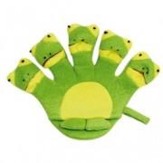 Titania Burete Baie Bath Glove Frog 9200