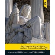 American Constitutional Law by Alpheus Thomas Mason