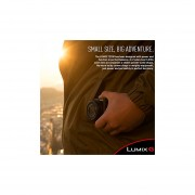 Panasonic LUMIX DMC-ZS100 Camera, 20.1 Megapixels 1-inch Sensor 4K Video, WiFi, 3.0-inch LCD, Leica DC Lens 10X F2.8-5.9 Zoom (Silver)