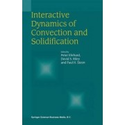 Interactive Dynamics of Convection and Solidification by Peter Ehrhard