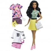 Barbie Fashionistas Doll Fabulous DTD97