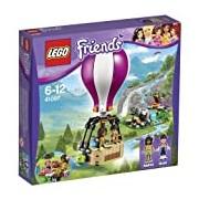LEGO 41097 Friends Heartlake Hot Air Balloon Set