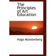 The Principles of Art Education by Hugo Mnsterberg