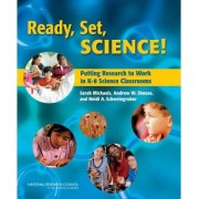 Ready, Set, Science! by Sarah Michaels