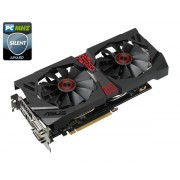 Placa Video ASUS Radeon R9 380 STRIX OC, 4GB, GDDR5, 256 bit