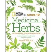 National Geographic Guide to Medicinal Herbs by Rebecca Johnson