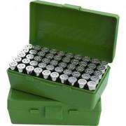 Mtm Pistol Ammo Box - Ammo Boxes Pistol Green 44mag 50