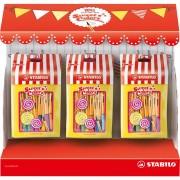 STABILO Fineliner point 88 Mini Sweet Colors, 12er Display